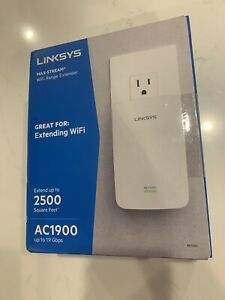 Linksys RE7000 Maxstream Repeater AC1900+ Wi-Fi Ranger Extender RE 7000 New