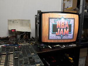 NBA JAM full set   PCB ORIGINAL