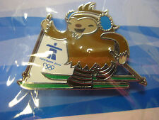 Vancouver 2010 Olympics - Quatchi Cross Country Skiing Pin