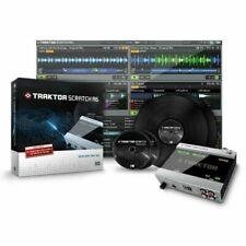 Native Instruments Traktor Scratch A6 Digital Vinyl System