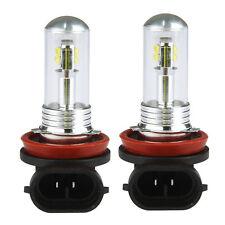 2x H8 H11 6000K 80W High Power CREE LED Fog Driving Light Canbus Lamp Bulb Auto