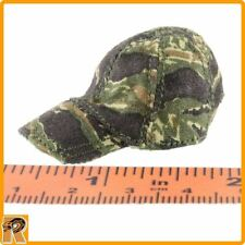 Pisces Lucy - Female Camo Ball Cap Hat - 1/6 Scale Damtoys Action Figures