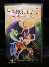 Ferngully 2: The Magical Rescue - Video Cassette VHS