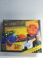 Discovery Channel: Mythbuster's Experiment Kit - Crashes & Crack-Up Toolbox
