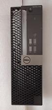 DELL OptiPlex 7040 SFF Front Cover Panel BLACK Bezel Face Plate 056W62