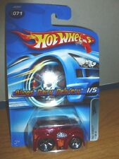 Mattel Hot Wheels Car 3+ 1:64 2006 #71 J3397 Tag Rides 1/5 Blings Dairy Delivery