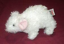 """6"""" GANZ Webkinz Lil'Kinz White Mouse Plush Toy"""