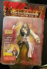 Pirates of the Caribbean At World's End Pirate Clash Sword Slashing Captain Jack