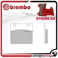 Brembo SA Pastiglie freno sinterizzate anteriori Suzuki VS600GL Intruder 1995>