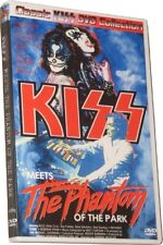 KISS MEETS THE PHANTOM OF THE PARK DVD (1978) - Fullscreen American Version