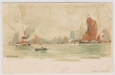 Netherlands postcard - Rotterdam by H. Cassier