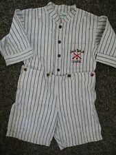 Antique Jack Tar Togs Boys Wool Baseball Uniform~ Jack Tar Jr League
