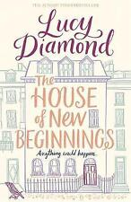 """""""AS NEW"""" The House of New Beginnings, Diamond, Lucy, Book"""