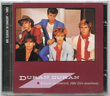 Duran Duran IN CONCERT 1982 BBC Transcription genuine CD w/ticket Andy Taylor