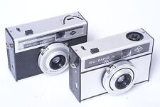 AGFA ISO-RAPID IC AND ISO-RAPID IF 35MM CAMERAS.