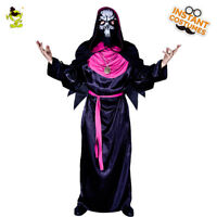 Adult Horror Evil Men Costume Halloween Party Scary Hell of God Role Play outfit