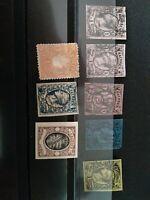 Briefmarken Sachsen Altdeutschland Neugroschen