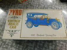 1912 Packard Touring car 1/32 scale Pyro kit # C457-125