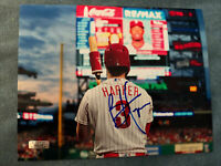 Bryce Harper Hand Signed Autographed Philadelphia Phillies 8x10 Photo COA
