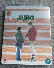 JUNO BLU RAY METALPAK - NEW SEALED - UK ISSUE - STEELBOOK STYLE