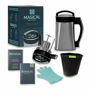 Magical Butter Machine MB2e 110V Botanical Herbal Oil Tincture Infuser Extractor