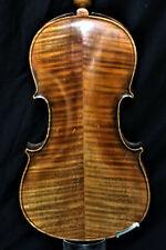 """Old violin - Alte 4/4 Violine m. Zet. """"A. CHAPPUY PARISIIS 1781"""""""