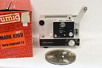 Eumig Mark 610D Super-8 / Standard 8mm Film Projector
