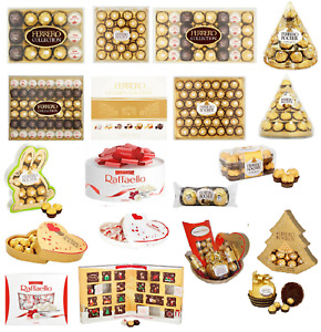 Ferrero Rocher Chocolates Truffles Selection Box For All Occasion Gift Pack