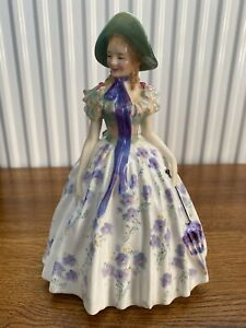 Rare royal doulton figurine Easter Day 1945