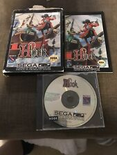 Sega Cd Complete In Box Hook Game