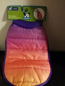 Fetchwear Pet Jacket Size XSmall
