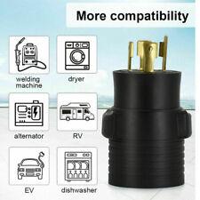 Nema L14 30p To 6 50r Generator Welder Welding Dryer Cord Adapter 240v 30 Amp