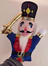 Hand Puppet Nutcracker Ballet Nutcracker Plush Toy