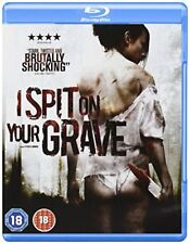 I Spit On Your Grave [Blu-ray] [DVD][Region 2]