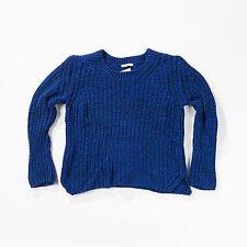 Esprit Langarm Damen-Pullover aus Baumwollmischung