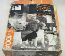 SportDog 100A Contain-N-Train In-Ground Fence System
