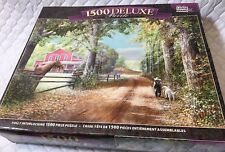 The General Store By Kevin Daniel 1500 Piece. Deluxe Jigsaw Puzzle, No. 97357