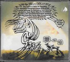 "BOLAN  BOWIE TOWNSHEND - 2 CD + DVD CELOPHANATO "" GLASTONBURY FAYRE FESTIVAL """