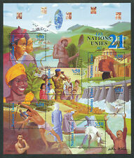 VN/UNO Geneve 409 - 414 postfris vel