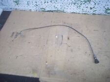 1956 FORD HEATER CABLE PULL ON KNOB CONTROL