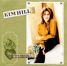KIm Hill - The Fire Again CD 1997 Star Song [SSD0134]