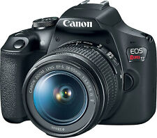 Canon EOS Rebel T7 w/ 18-55mm Lens