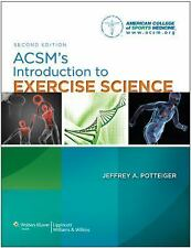UsACSM's Introduction to Exercise Science by American College of Sports...
