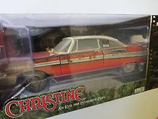 Auto World 1/18 1958 Plymouth Fury Unrestored Christine AWSS119 New