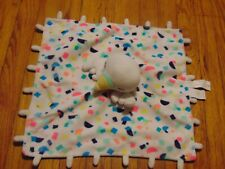 Oh Joy! Swan Bird Baby Security Blanket Lovey Target White Confetti Plush Toy