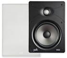 "Polk Audio V85 2 Way In Wall 8"" V Loudspeaker (Pair) Brand NEW"
