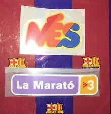 TRANSFERS MÉS Y MARATO CAMISETAS FC BARCELONA 2008