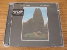 CD Double: John Foxx : The Garden Deluxe Edition : 2 CDs VERY RARE Ultravox