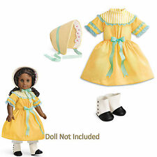 "American Girl CECILE SUMMER OUTFIT for 18"" Dolls Dress Clothes Cecile's NEW"