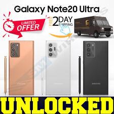 Samsung Galaxy NOTE 20 Ultra 5G UNLOCKED (N986U1, US MODEL) 128GB│512GB ✱SEALED✱